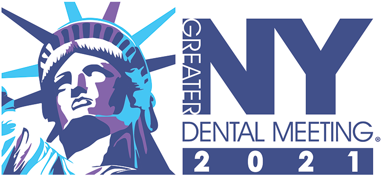 Greater New York Dental Meeting 2021 Promotional Graphic